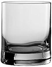 Stölzle Lausitz 420 ml bly kristall New York bar whisky D.O.F glas tumlare