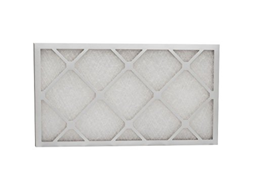 Eco-Aire D50S.011026 MERV 6 Fiberglass Air Filter, 10 x 26 x 1""