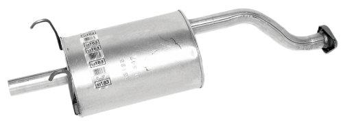 Walker 53183 Quiet-Flow Stainless Steel Muffler Assembly ()