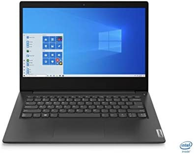 Lenovo Ideapad 3 81WA00B1US Intel Pentium Gold 6405U Dual Core Processor 4GB RAM 128GB Solid State Drive HD LED Backlit Anti-Glare Display