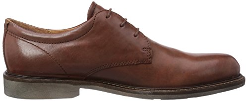 Scarpe Derby Marrone mahogany Walnut Uomo ECCO Stringate Findlay 59129 Basse gq55wPI