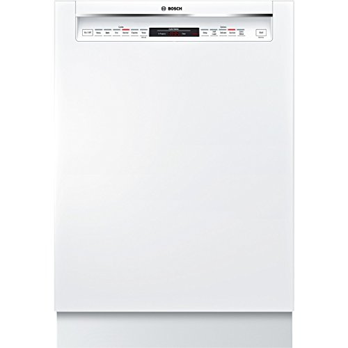 "Bosch SHE68T52UC 800 Series 24"" Wide Built-in Dishwasher wit"