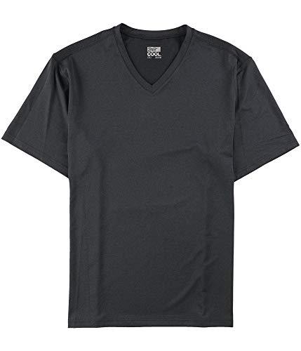 32 DEGREES Navy Men Cool Short Sleeve V Neck Tee Shirt