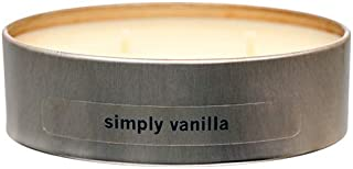 product image for Colonial Candle New 381739 Travel Tin Simply Vanilla (6-Pack) Fashion Accessories Wholesale Bulk Candles Fashion Accessories Snacks