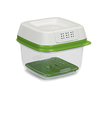 Lightning Deal Rubbermaid FreshWorks Small Produce Storage Container