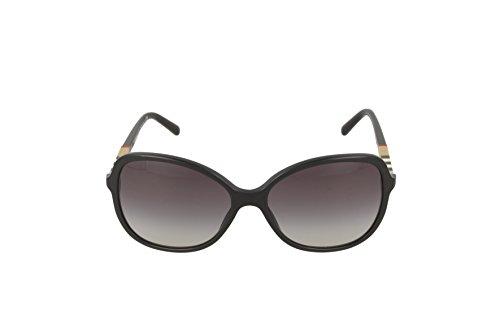 Black Gray Gafas Adulto de Negro Unisex Burberry Sol xd0ZYnwHqq