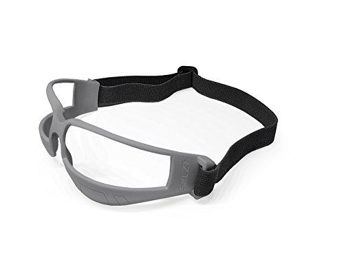 SKLZ Court Vision Basketball Dribble - Basketball With Goggles Player