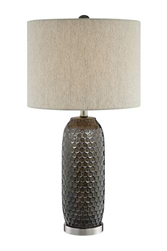 Lite Source Covington Aged Bronze Ceramic Table Lamp