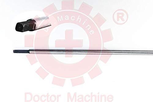 Doctor Machine - Barra de transmisión Cuadrada de 5, 4 mm ...