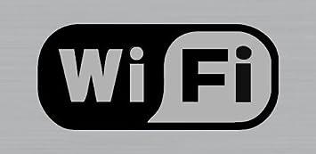 Cartel WiFi: Amazon.es: Bricolaje y herramientas