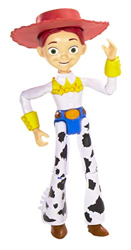 Cowgirl From Toy Story (Disney Pixar Toy Story Jessie Figure,)