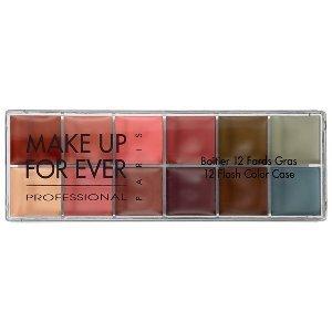 Make Up For Ever - 12 Flash Colors Palette #2 - Cinema Palette by Make Up For Ever (Image #2)