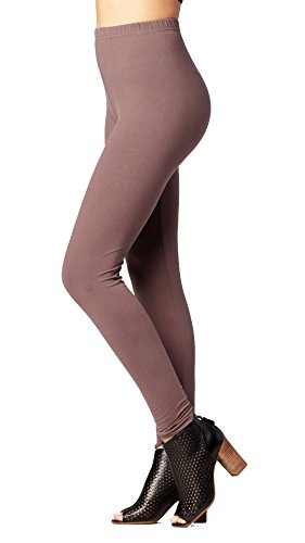6028503066508 Conceited Premium Ultra Soft High Waisted Leggings for Women - Regular and Plus  Size