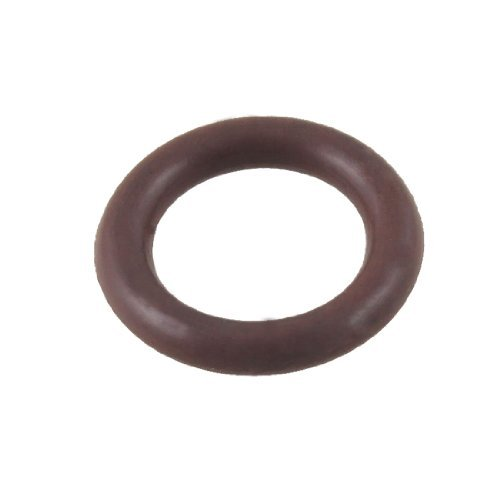 DealMux de 18 mm x 12 mm x 3 mm de flúor o de goma anillo de aceite juntas de estanqueidad
