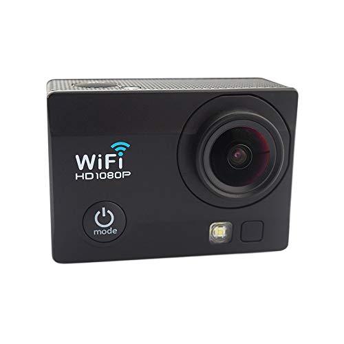 Fghfhfgjdfj 2Inch LCD Display HD Anti-Shake Sports Action Cam Camera WiFi1080P FPV