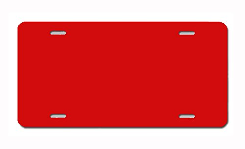 Carpe Diem Designs Customizable Front License Plate/Vanity Plate Made in The U.S.A. ()