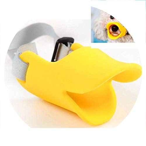 Pet Bites Preventing and Home Biting Mask Cover Dog Adjustable Dog Cat Barking Store Anti Pet etc Mouth,Y,S,Russian Federation