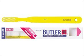 Butler Toothbrush #311 12 count (Made in Japan)