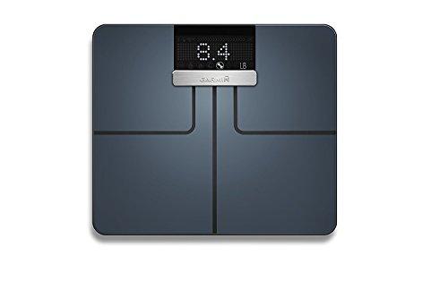 Garmin index Smart Scale Black (Certified Refurbished)