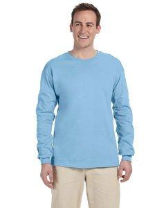 ult 5 oz. Long-Sleeve T-Shirt, Light Blue, M ()