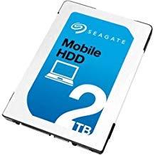 Seagate 2TB SATA 5.4K RPM 32MB 2.5IN (ST2000LM007)