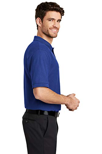 Custom Embroidered Mens Polo Shirts with Pockets - Embroidery Collared Pocket Shirt |