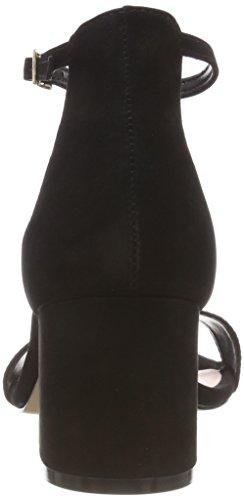 Black Sandals Toe Women's Villarosaw Aldo 93 Black Open fTapawY