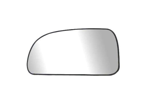 Fit System 88188 Driver Side Non-heated Replacement Mirror Glass with Backing Plate (Fit Driver Side Heated)