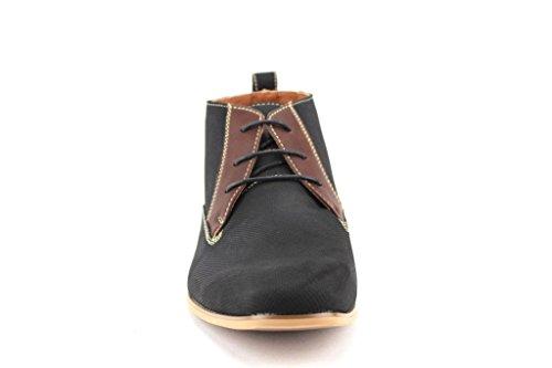 806380E Boots High Ferro Casual Black Men's Aldo Up Dress Desert Ankle Lace BfqvTx4wqn