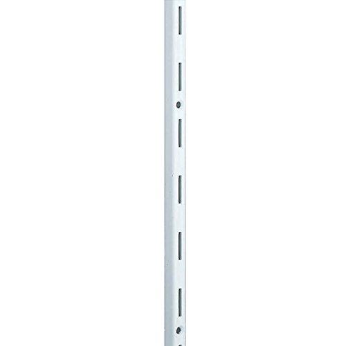 Element System 10001-00005 Soporte para estantes aluminio blanco 50cm