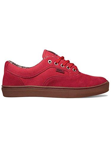 Herren Skateschuh Vans Mirada Skateshoes red/gum