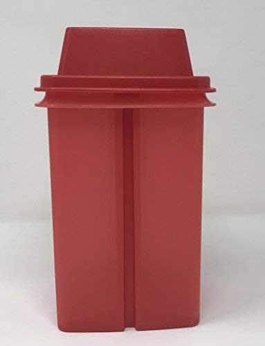 Tupperware Mini Square 4 Cup Pick a Deli Red