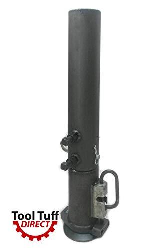 - 25,000 lb Gooseneck Trailer Coupler, 4 Position Adjustable