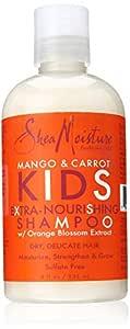 Shea Moisture Sheamoisture Mango & Carrot Kids Extra-nourishing Shampoo - 8 Fl Oz