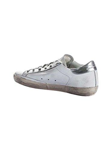 Golden Goose - Zapatillas de gimnasia para mujer Blanco Bianco 36 blanco