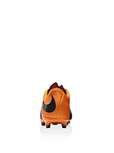 Nike Herren Hypervenom Phelon Ii TC FG Stollenschuh Schwarz/Orange