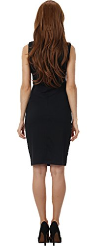 Skirt to Blue Women's Hip Sexy Dress Pencil Wear Printing A Line Work Package AmyStylish waTnx6qzq