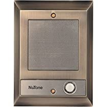Nutone Outdoor Station IS69AB (Discontinued by Manufacturer)