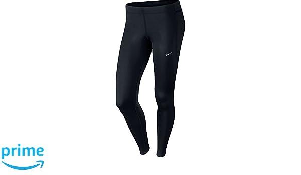Leggins para mujer Nike Tech NegroPlateado reflectante