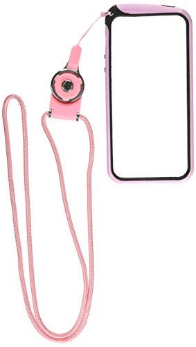 ZUMA PHOTO.VIDEO Bumper case for iPhone 5/5S - Pink