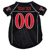 NCAA Texas Tech Red Raiders Pet Jersey,  Medium