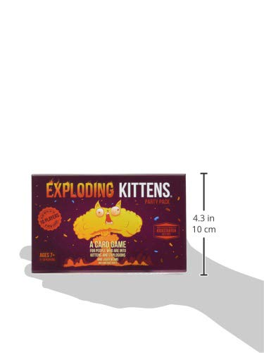Exploding Kittens Party Pack - KAUF COM is exciting!