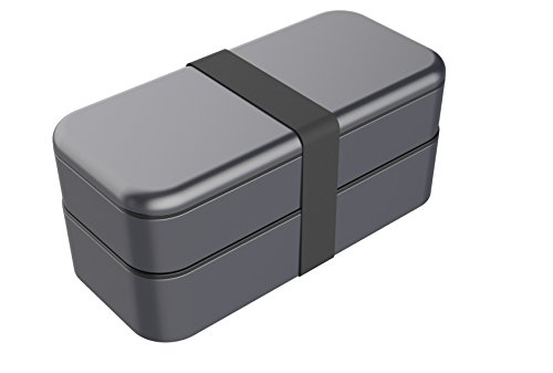 Function101 BentoStack Organizer - Compatible with Apple Products and Accessories - Space Gray by Function101