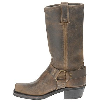 FRYE Damen Harness 12R Boot Bräunen