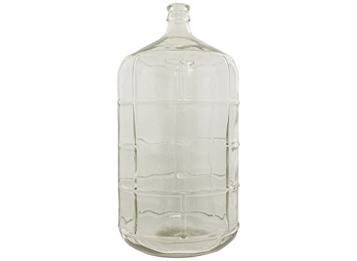 Glass Carboy (6.5 Gallon) - Smooth Neck
