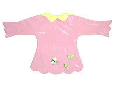 Kidorable Little Girls Lotus Raincoat