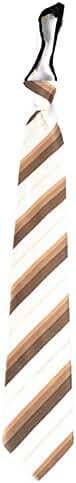 Men's Micro Woven Zipper Ties