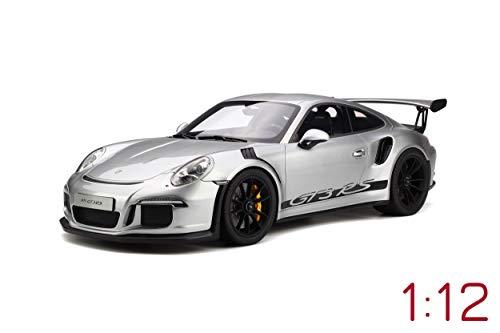 - GT Spirit-Porsche 911/991GT3RS 2015Collectible, Gt705Car, Silver