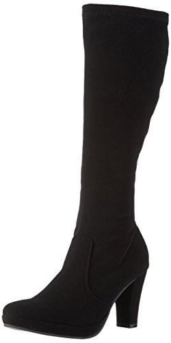 Andrea Conti 1124170, Botines para Mujer Negro - Schwarz (schwarz 002)