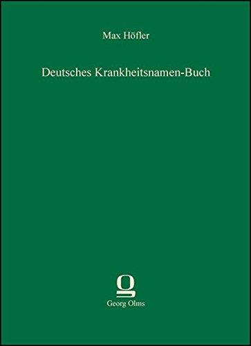 Deutsches Krankheitsnamen-Buch